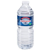 Water Cristaline bottle 50 cl - pack of 24