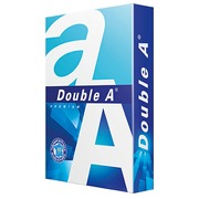 Paper A4 white 80 g Double A - ream of 500 sheets