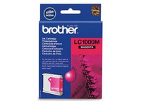 Cartouche Brother LC1000 magenta