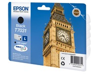 Cartridge Epson T7031 Schwarz