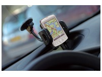 Universal navigation system holder, 17 cm, GPS