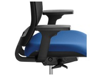 Pair adjustable armrests Imax
