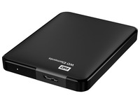 WD Elements Portable WDBUZG0010BBK - disque dur - 1 To - USB 3.0 (WDBUZG0010BBK-EESN)