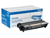 Brother TN3330 - noir - originale - cartouche de toner (TN-3330)