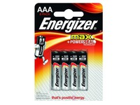 Blister 8 piles LR03 Energizer Max