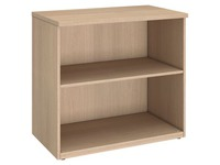 Low library cabinet light oak W 80 Bruneau Excellens