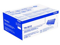 Toner Brother TN3512 noir pour imprimante laser