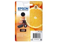 Epson 33XL - XL - black - original - ink cartridge